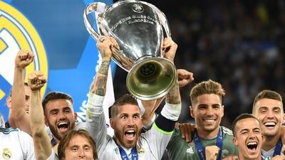 Gimme five: Ramos has eyes on Champions League glory with PSG