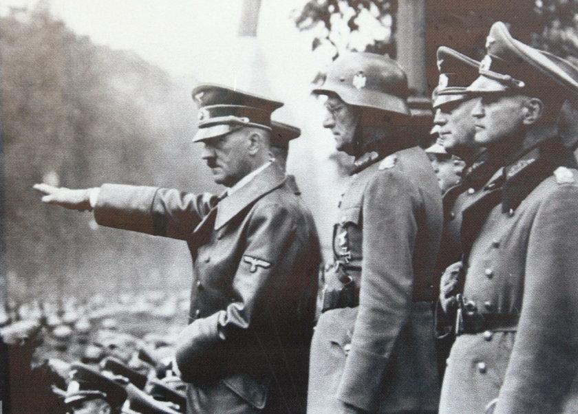 Hitler nie zdążył zrealizować swojego planu