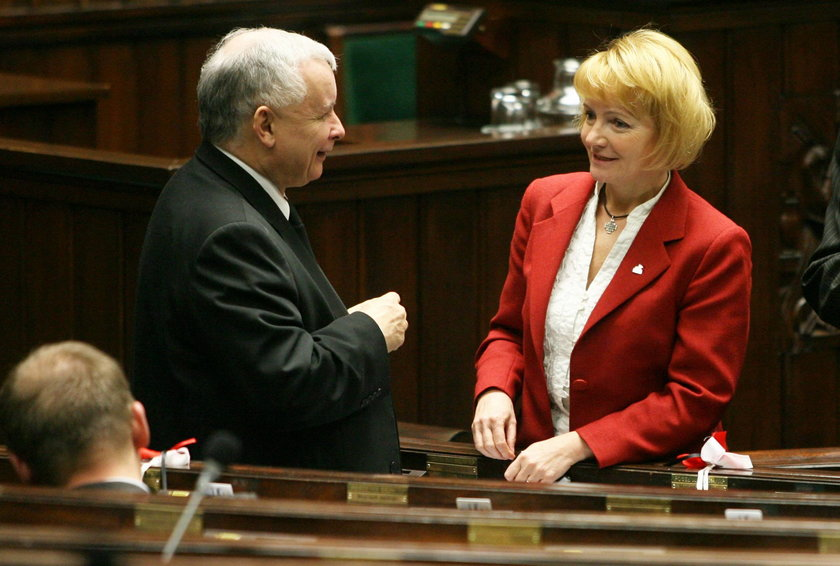 Jolanta Szczypińska nie żyje
