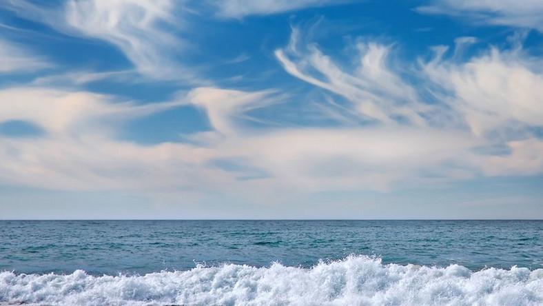 Gigantyczny ocean pod ziemią?