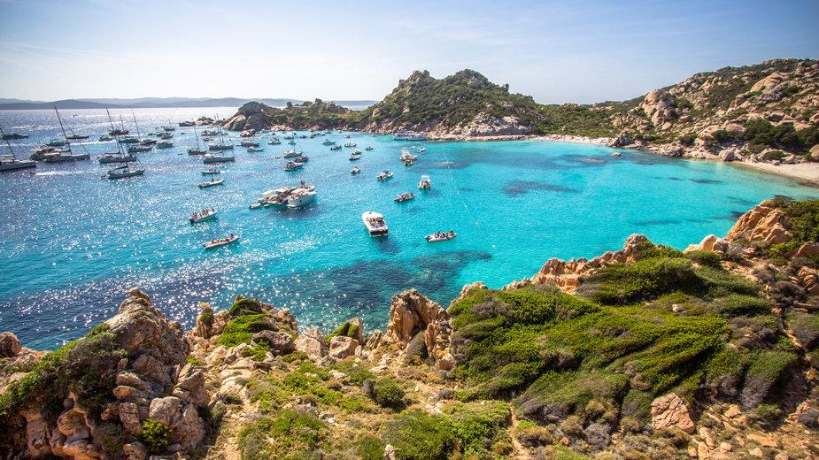 Costa Smeralda, Sardynia, Włochy