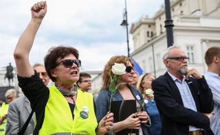 CIS: Deklaracje Obywateli RP ws. protestu przed Sejmem są niespotykane i niepokojące