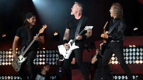 """Metallica po raz szósty z rzędu na szczycie """"Billboardu"""""""