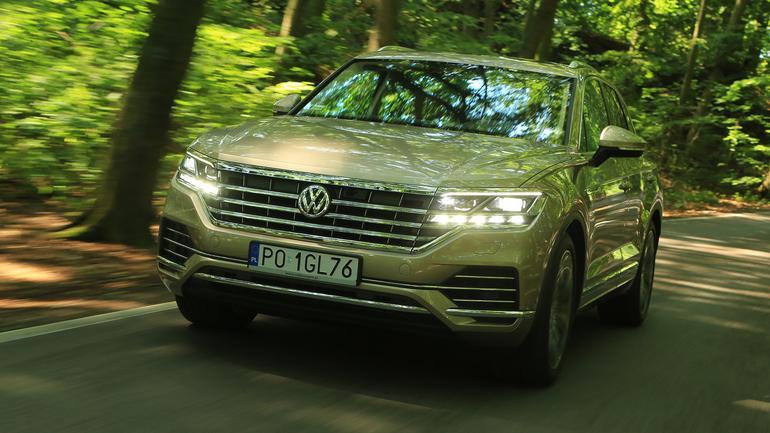 Touareg 3.0 V6 TDI - luksus w wydaniu Volkswagena
