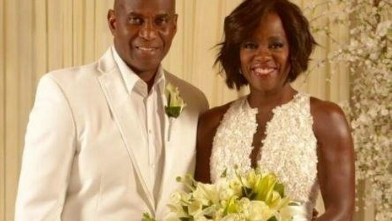 Viola Davis shares this beautiful photo on her 14th wedding anniversary