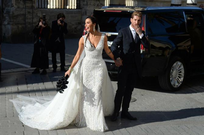 Ramosovo venčanje izazvlao je ogromno interesovanje medija