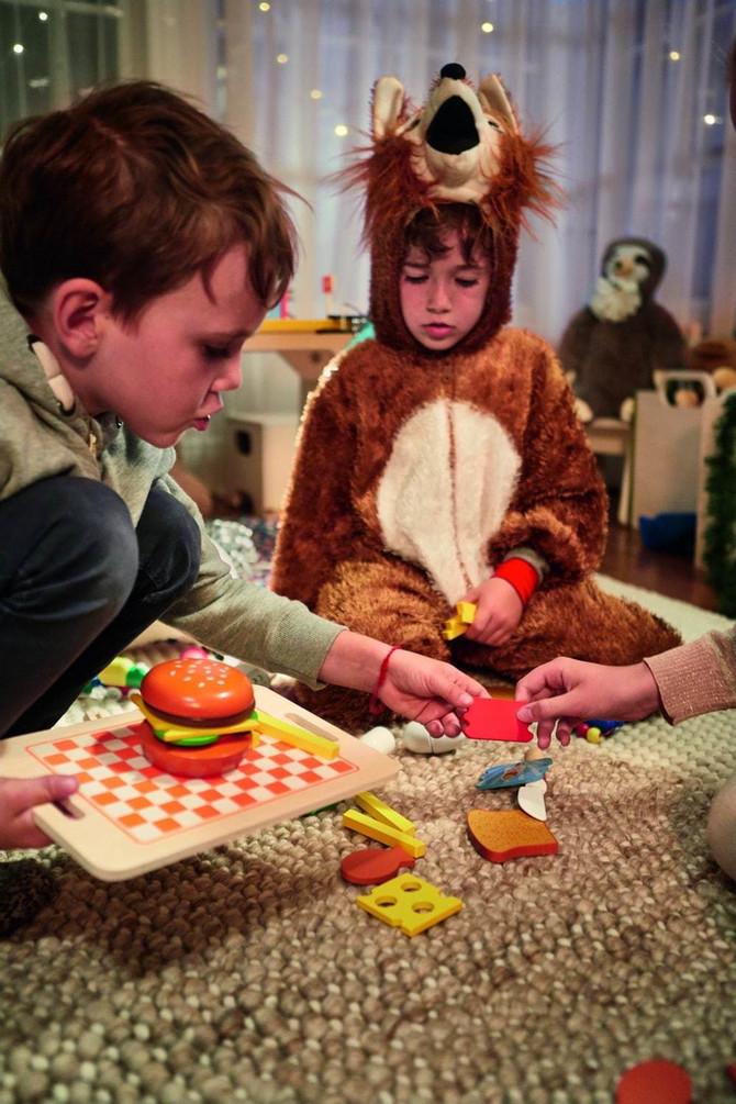 Lidl drvene igračke podstiču maštu i razvoj