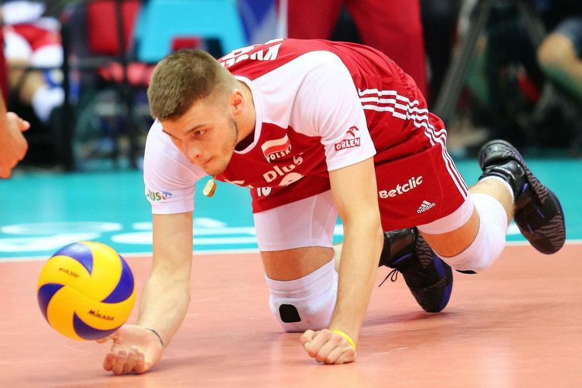 Mistrz świata Batosz Kwolek (22 l.) walczy z reprezentacją Polski w Pucharze Świata.