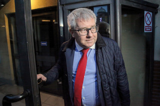 Ryszard Czarnecki szefem grupy parlamentarnej PE ds. współpracy z Turcją