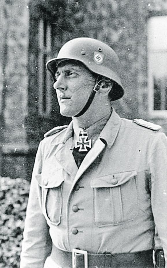 Oto Skorceni, Hitlerov
