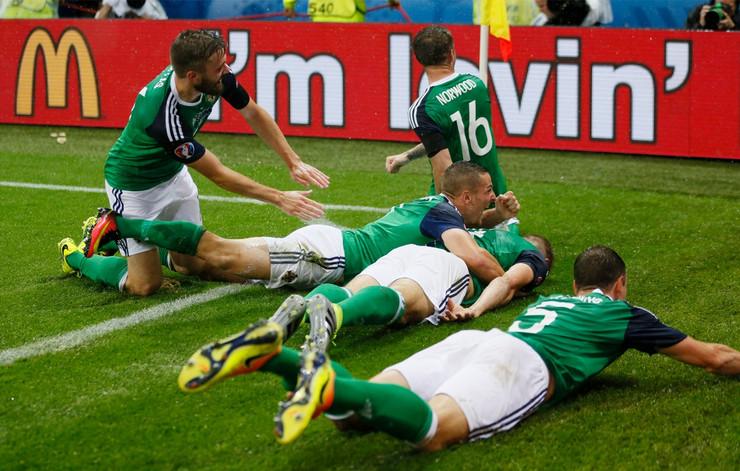 Fudbalska reprezentacija Severne Irske