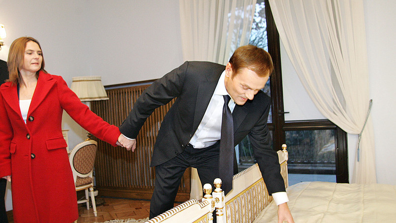 Małgorzata Tusk sprowadza się do warszawskiego hotelu rządowego