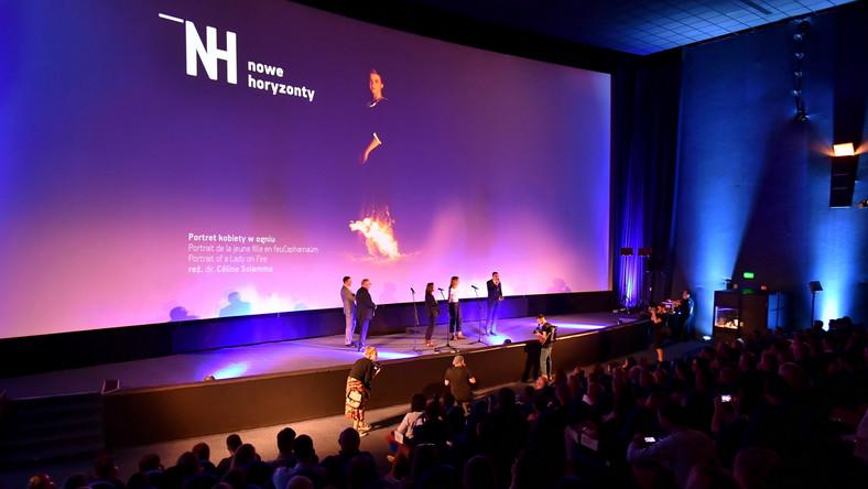 Otwarcie festiwalu filmowego Nowe Horyzonty