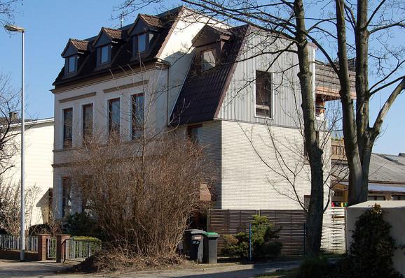 Kuća u kojoj je stanovala Rut Blaue