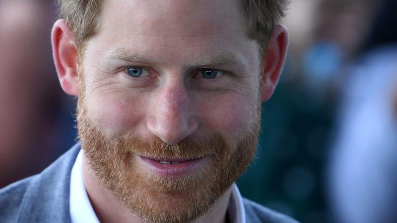 Książę Harry dostał odszkodowanie od agencji ...