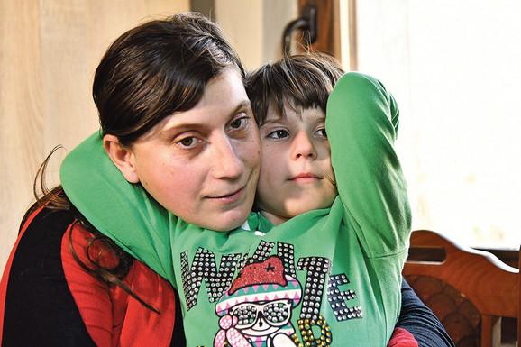 Tijana i njena majka
