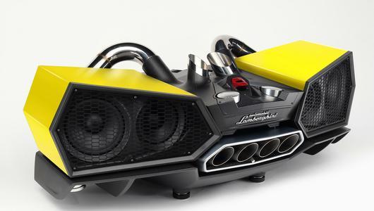 iXOOST ESAVOX – Lamborghini o mocy 800 wat