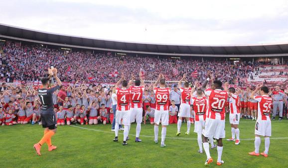 Iako će navijanje biti bratsko, crveno-beli iz Beograda i Atine boriće se za prestiž celih svojih država
