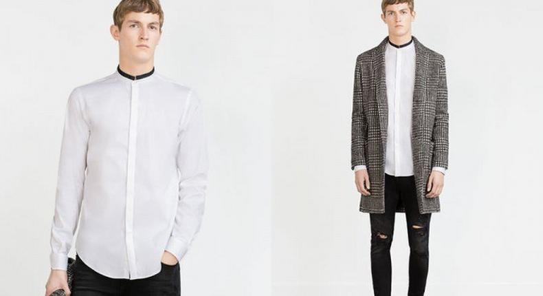 Zara's Evening A/W '15 collection