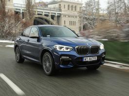 BMW X4 M40d – możesz być kim chcesz   TEST