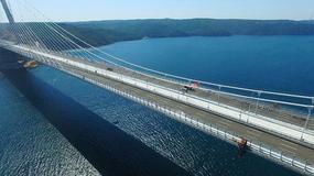 Turcja otwiera najdłuższy wiszący most kolejowy na świecie