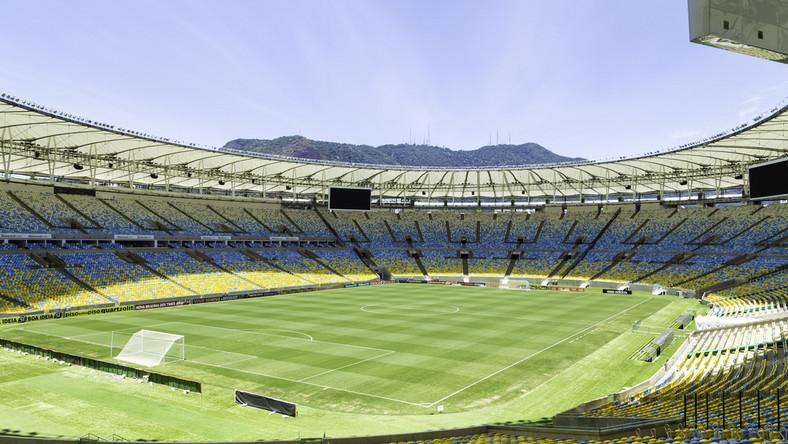 Finał obędzie się na pustym stadionie Maracana