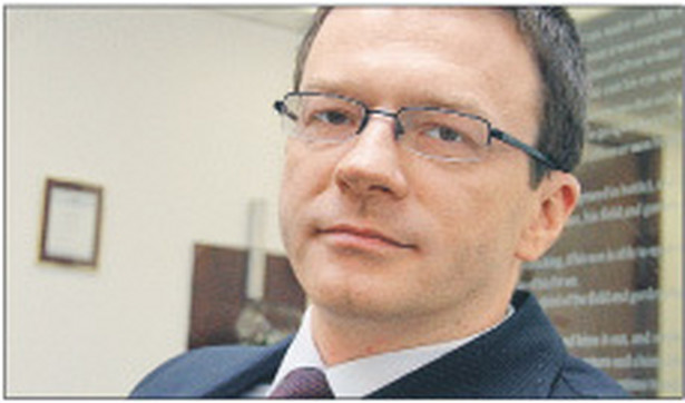 Arkadiusz Michaliszyn, partner w kancelarii CMS Cameron McKenna Dariusz Greszta Sp.k.