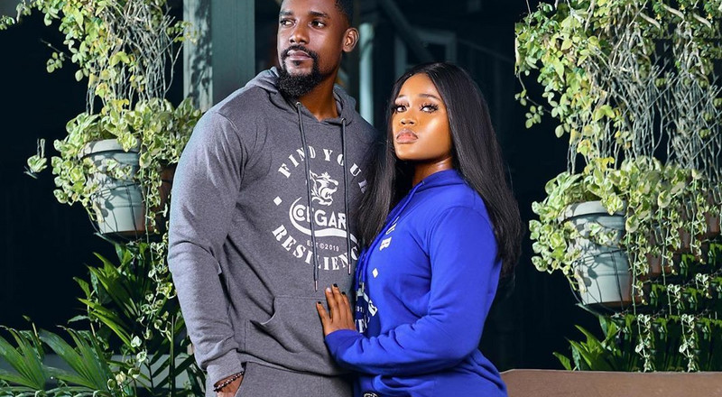 Cee-C introduces 'his & hers' attires as she relaunches her athleisure brand, 'Cegar'