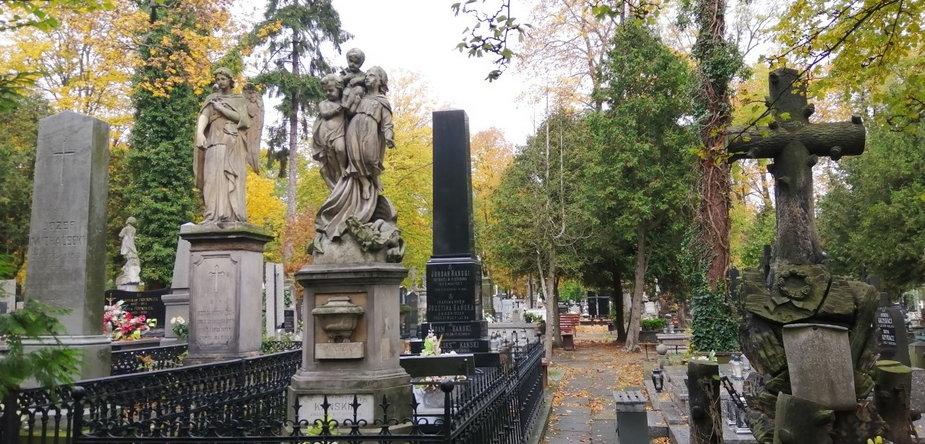 Cmentarz w Piotrkowie Trybunalskim