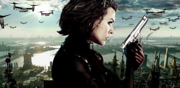 """""""Resident evil: retribution"""""""