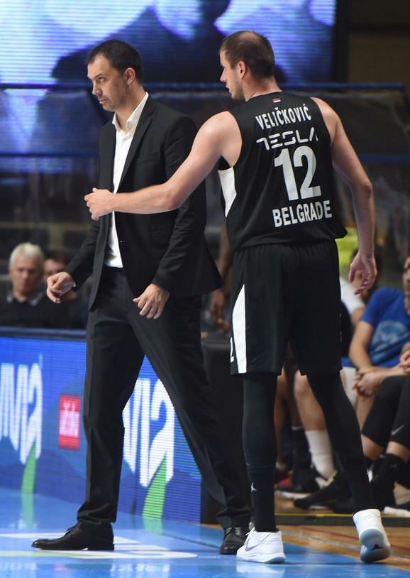 Nenad Čanak i Novica Veličković