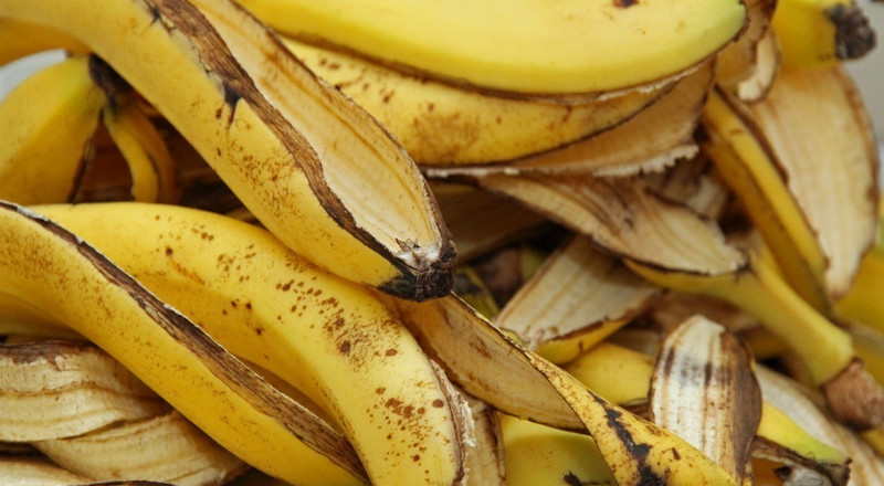 Want to stop wrinkles, skin aging? Try banana peel