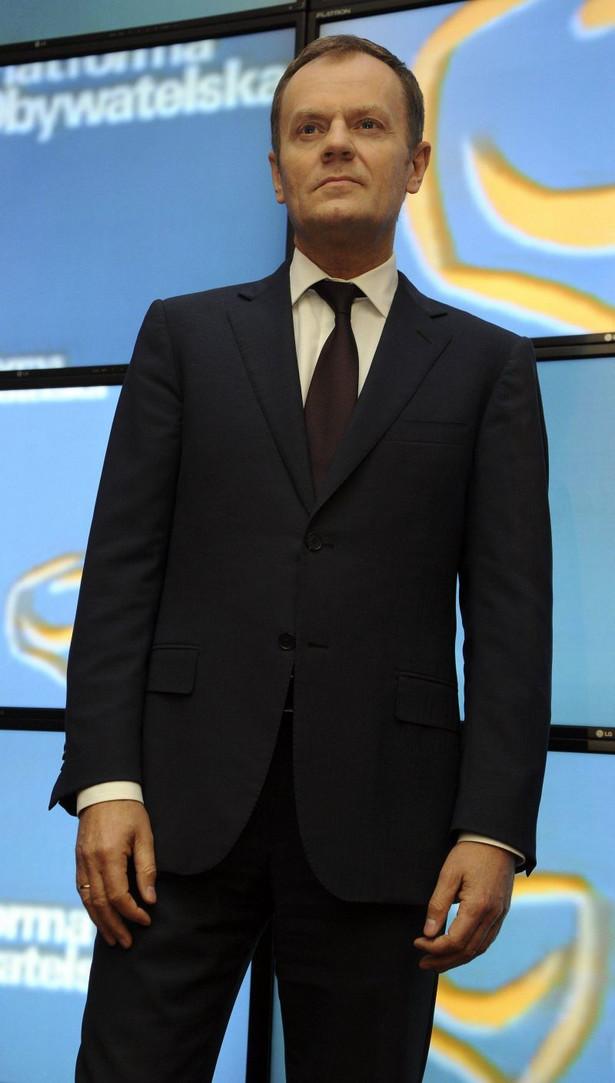 Donald Tusk. Fot. Newspix.pl