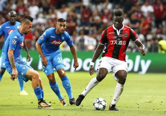 Baloteli je bio nevidljiv protiv Napolija