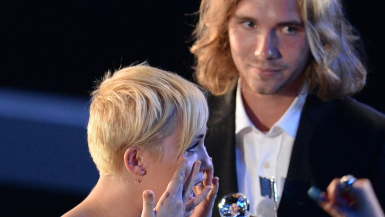 Miley Cyrus i Jesse na MTV Video Music Awards