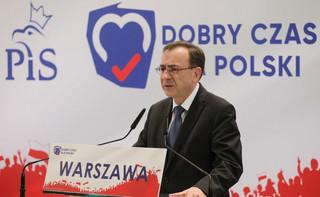 KO domaga się dymisji Mariusza Kamińskiego
