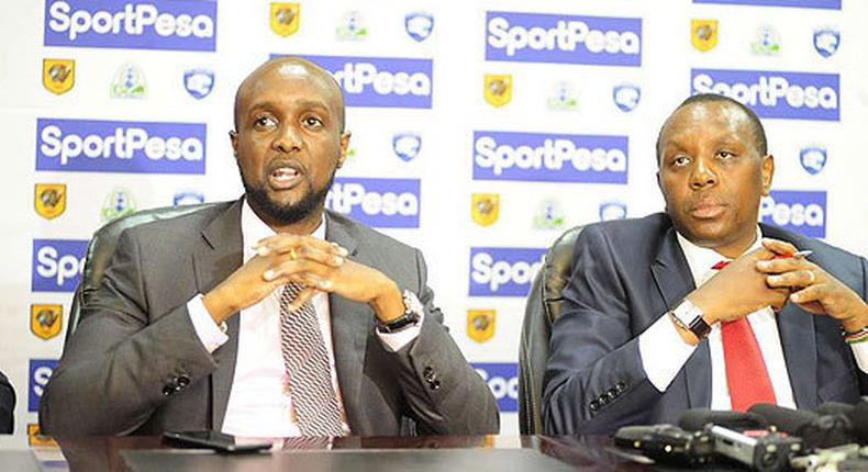 SportPesa CEO Ronald Karauri during a past press briefing. High Court dismisses SportPesa case seeking compensation from government