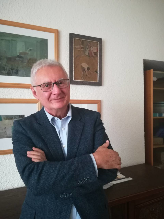Akademik prof. dr Dragan Mićić, endokrinolog, profesor Medicinskog fakulteta u Beogradu, predsednik Zdravstvenog saveta Srbije