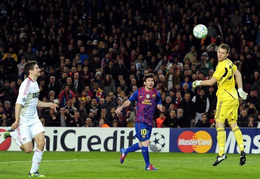 Zieliński strzela jak Messi