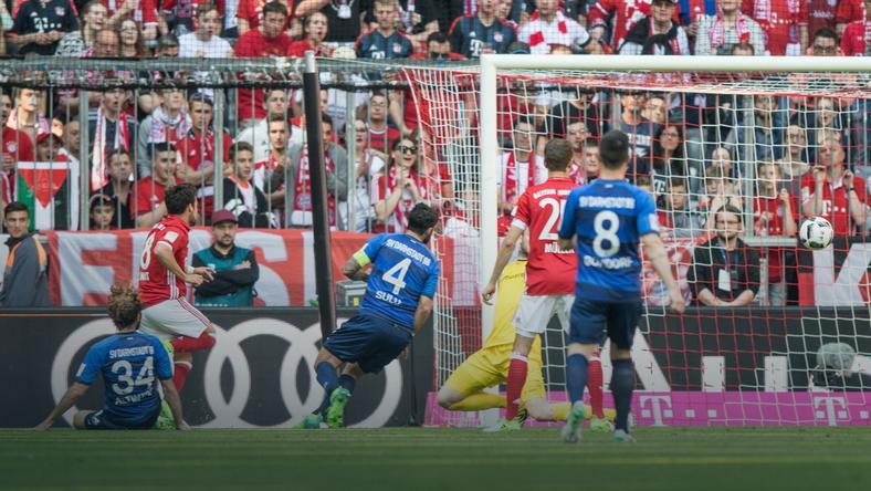 Bayern Monachium - SV Darmstadt 98