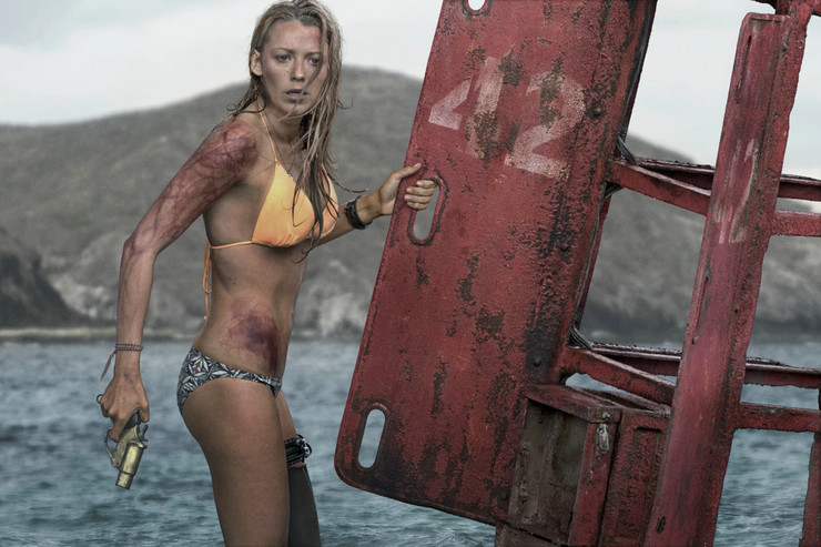 The Shallows opasnost iz dubine blejk lajvli