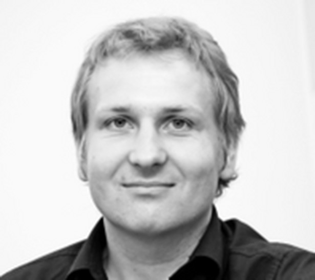 Piotr Szymaniak, dziennikarz Dziennika Gazety Prawnej
