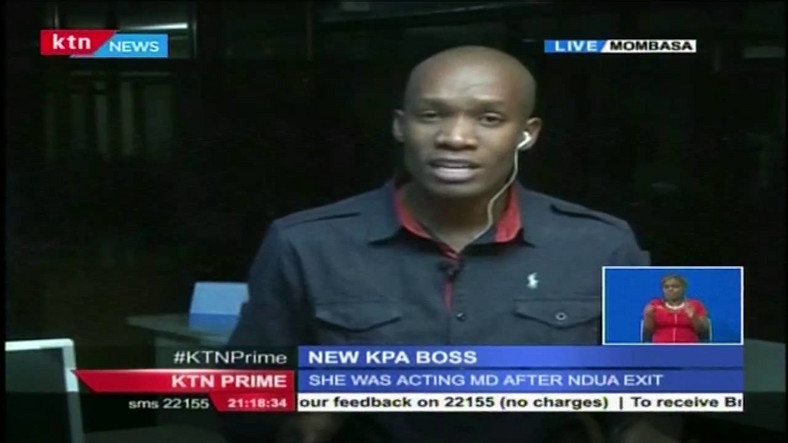 Francis Ontomwa quits KTN, lands new job at BBC