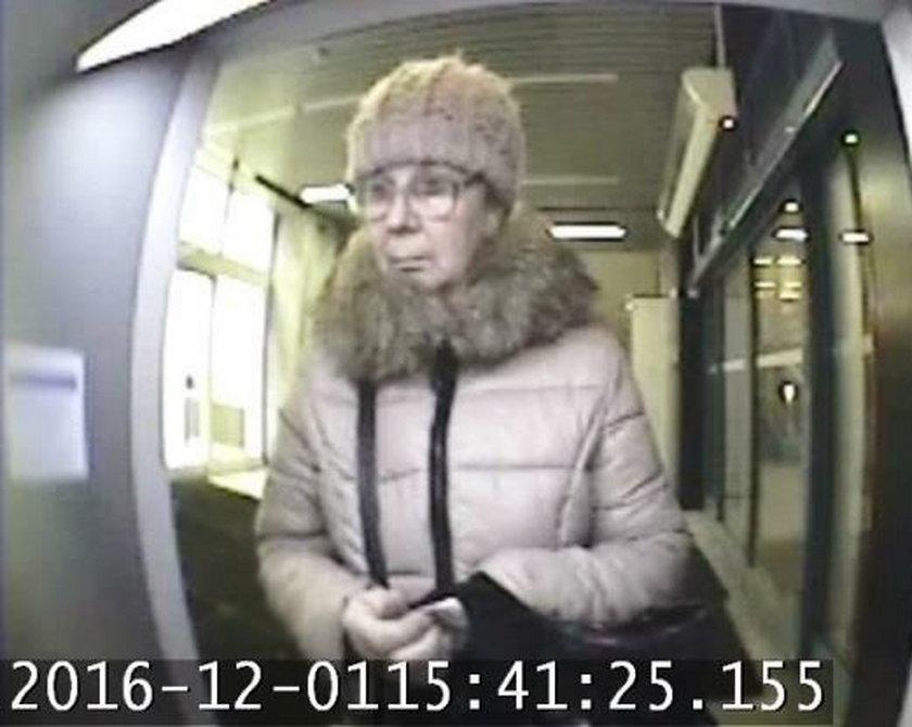 Łódź. Poszukiwana kobieta