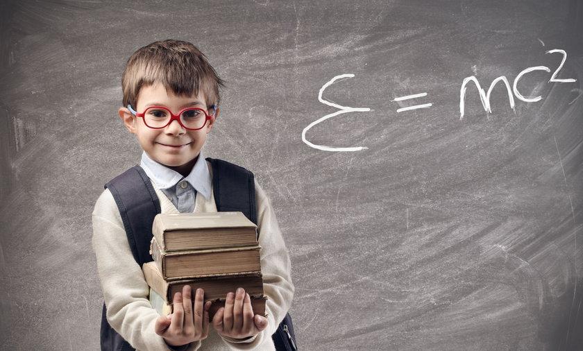 Jak nazwać geniusza?