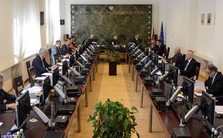 Rozpoczęło się spotkanie członków Krajowej Rady Sądownictwa