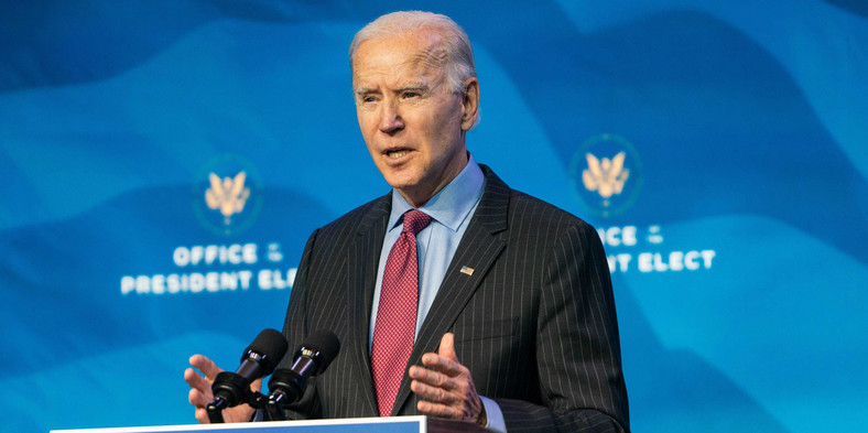 Joe Biden will be inaugurated as the new U.S. President on January 20, 2021 [Business Insider]