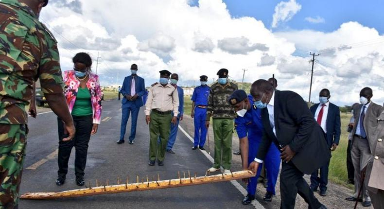 CS Fred Matiang'i extends Nairobi metropolitan boundary by 10 kilometres to accommodate Kamulu, Chokaa, and Tala residents