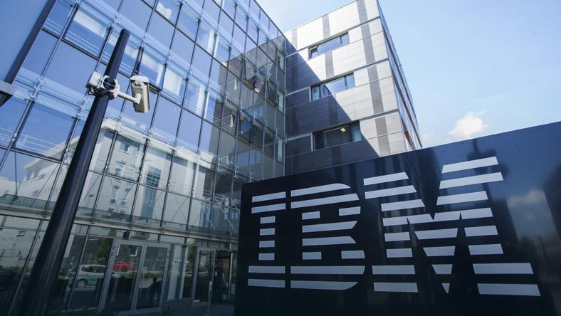 Siedziba IBM przy ul. Muchoborskiej 8 we Wrocławiu
