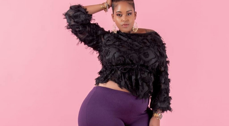 Someone called me a hippo today- decries Kamene Goro as she calls out body-shamers